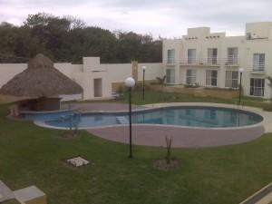 renta de casa en residencial playa dorada