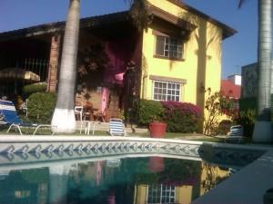 bonita casa con alberca cerca oaxtepec
