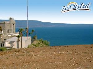 terrenos con vista al mar en pagos, fracc. san rafael  en playas de ro