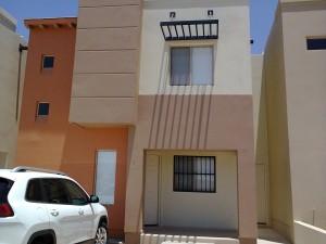casa nueva de 2 plantas al norte de la ciudad de hermosillo