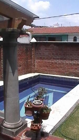 hermosa casa residencial los cizos con alberca propia