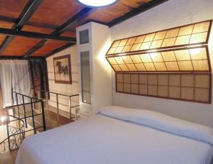 practico y bonito loft de dos niveles, para 4 personas maximo 5