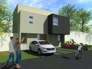 preventa casas nuevas en privada a 5 min