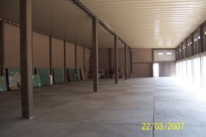rento bodega interior 900 m2 carretera mex tex