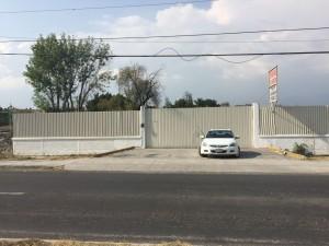 terreno comercial en paseo cuauhn�huac - tama�o - 7,160 m2